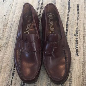 Dexter men's loafers leather